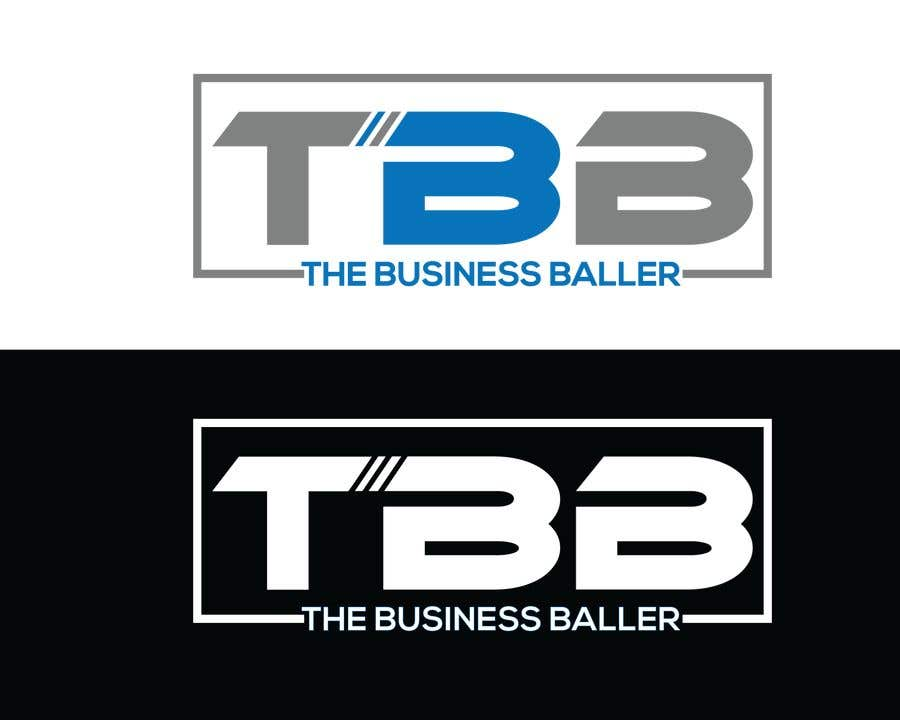 Contest Entry #188 for Logo for -  The Business Baller