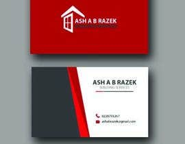 #97 para Design me a logo and business card por naharchhabekun