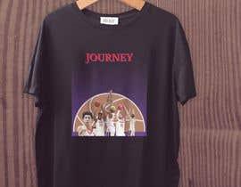 Nro 12 kilpailuun Shirt Design käyttäjältä AllyHelmyy