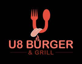 #200 untuk Design Logo For New Burger Concept oleh learningspace24