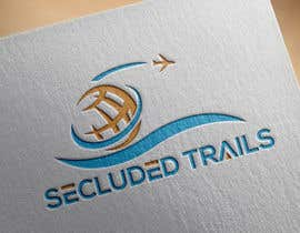 """#36 for Logo for Hiking Blog Needed """"Secluded Trails"""" by shakilhossain509"""