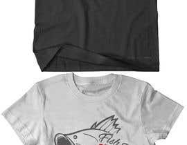 nº 155 pour design t-shirt par GDProfessional