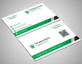 #229 para business card por Mahabubbd09