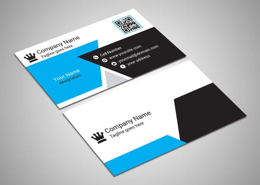 Konkurrenceindlæg #231 for business card