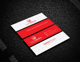 #58 for business card af imransharker934