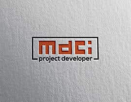 #3 for I want a logo for a project development company, I want the colours from the photo and I want it sleek and modern. The company is called mdci project developers. I want only small letters by skhangfxd