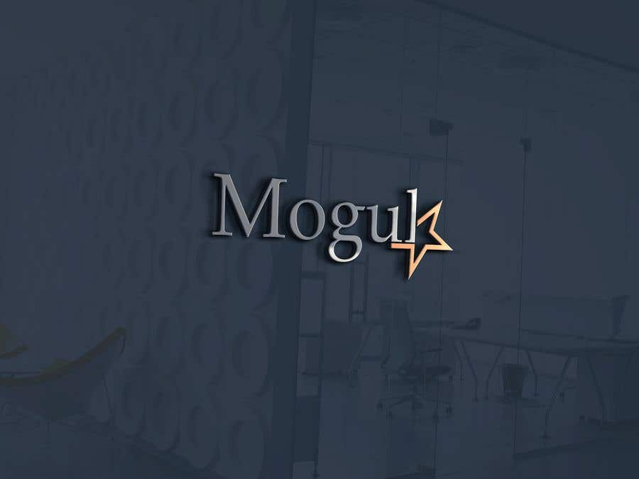 Contest Entry #25 for I need a logo design for my company called Mogul. Mogul is like Forbes.com but for internet celebrities. Logo needs to have a professional clean look.