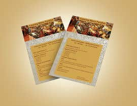 DesignerBU tarafından need a flyer for my restaurant catering için no 190