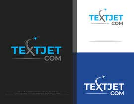 #408 for Create a logo for TextJet.com by Miad1234