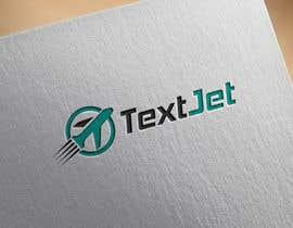 #415 for Create a logo for TextJet.com af sahirshakib