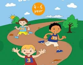 #6 for Sports Activity Book Cover (Ages 4-6) by AmazingdESgin