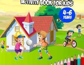 #4 for Sports Activity Book Cover (Ages 4-6) by hyperranger20