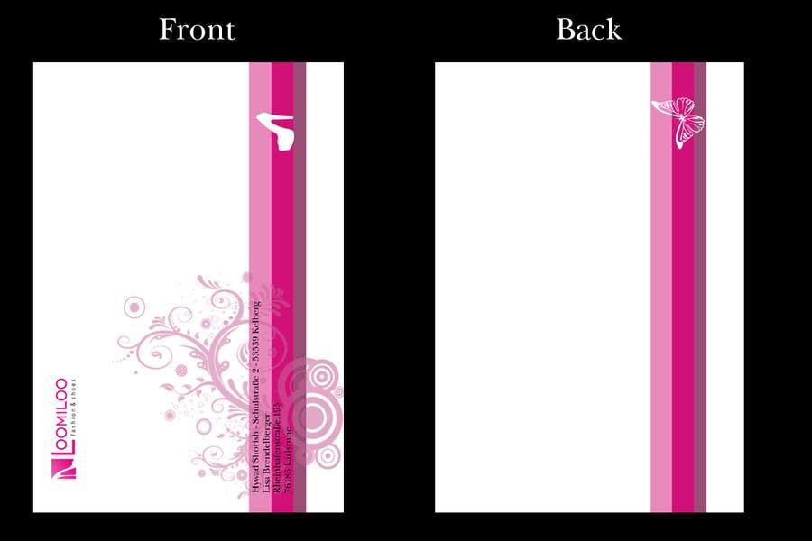 Inscrição nº 4 do Concurso para Envelope / Mailing Design