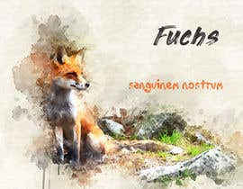 #37 for Draw me a Fox af milolama