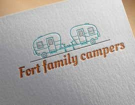 #31 for Logo Design - Fort Family Campers by MDnajimuddin7