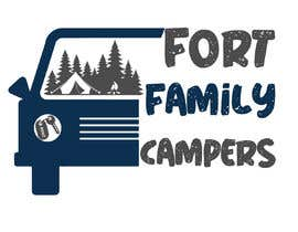 #17 for Logo Design - Fort Family Campers by AnonnoRichard