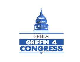 Nro 4 kilpailuun Congress Campaign Logo käyttäjältä mehediabir1