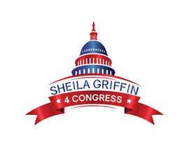 Nro 63 kilpailuun Congress Campaign Logo käyttäjältä shadman1998
