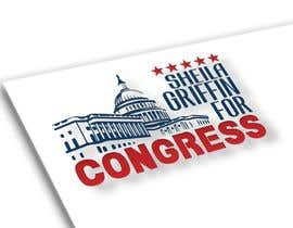 Nro 40 kilpailuun Congress Campaign Logo käyttäjältä alamsagor
