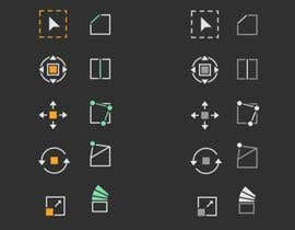 #2 untuk Create 10 icons with same concepts but different design oleh RazuAhmedJoy