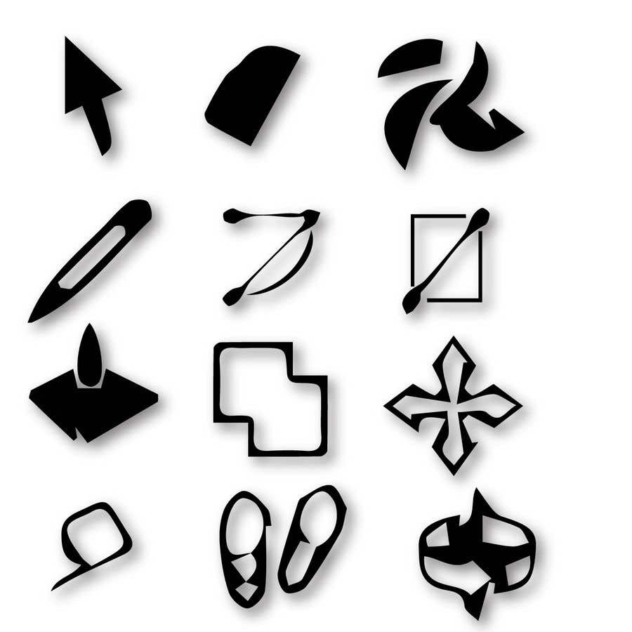 Contest Entry #4 for Create 10 icons with same concepts but different design