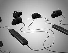nº 10 pour 3d Model for earphone par Programmming3D