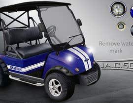 #20 untuk Photoshop headlights into golf cart oleh sabbir47