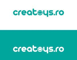 #160 for Contest creatoys.ro logo af scraaz70