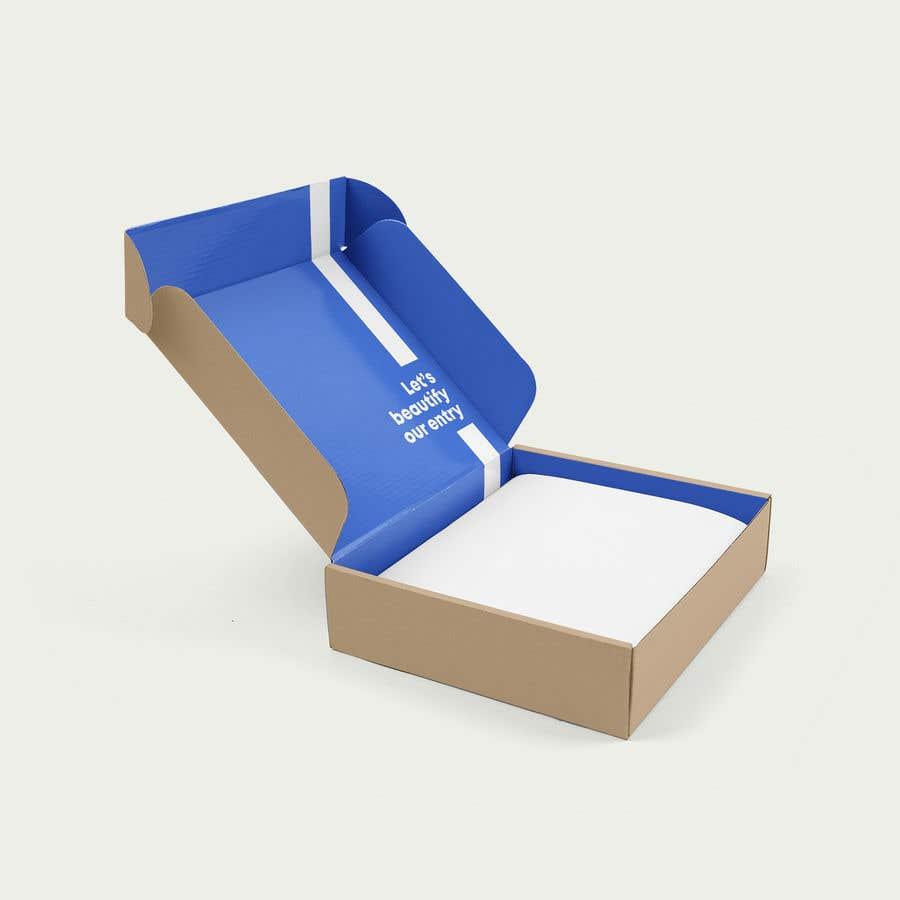Bài tham dự cuộc thi #19 cho Design Graphic Package for letter box