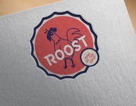 #23 para Round label for restaurant por Nila301