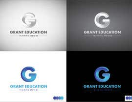 #59 pentru Easy logo for a Grant Education Training Systems de către Kemetism