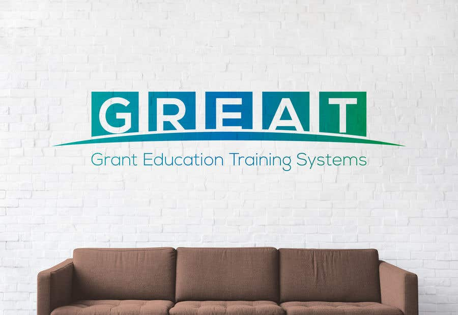 "Intrarea #63 pentru concursul ""Easy logo for a Grant Education Training Systems"""