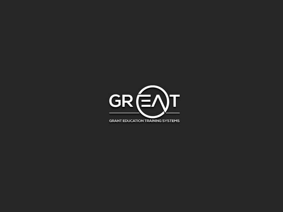 "Intrarea #62 pentru concursul ""Easy logo for a Grant Education Training Systems"""