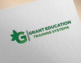 #65 pentru Easy logo for a Grant Education Training Systems de către shohidulrubd