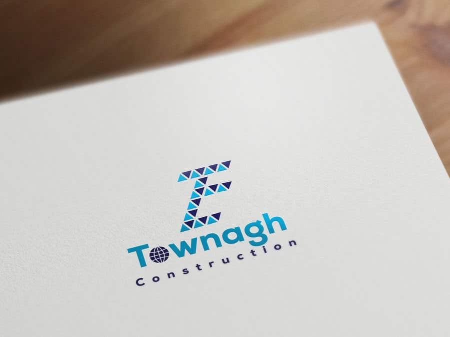 Contest Entry #21 for International Construction Company Logo.