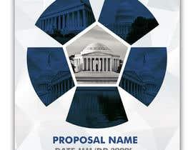 Nro 34 kilpailuun Build me a proposal cover page käyttäjältä Hannahyan