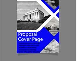 Nro 44 kilpailuun Build me a proposal cover page käyttäjältä ArfanDesigner
