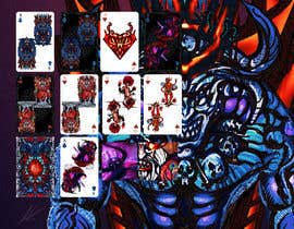 #30 untuk Playing Cards from Hell oleh unsoftmanbox
