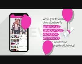 #3 untuk Create an iOS app promo video oleh zaidiw9