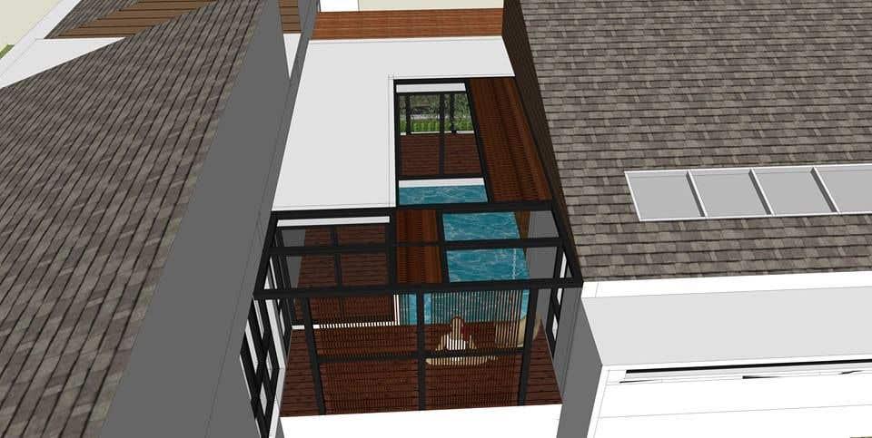 Penyertaan Peraduan #6 untuk House Floorplan Idea