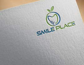 "#71 untuk A logo design for dental office name : "" The Smile Place"" oleh artdesing449"
