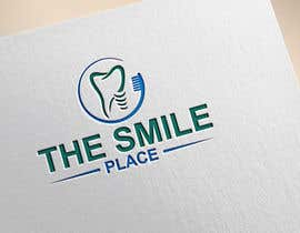 "#218 untuk A logo design for dental office name : "" The Smile Place"" oleh mttomtbd"