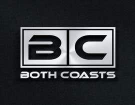 #187 for Both Coasts logo af Mvstudio71