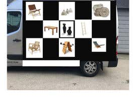 #1 for Design vehicle / van wrap by zeeshanilyas342