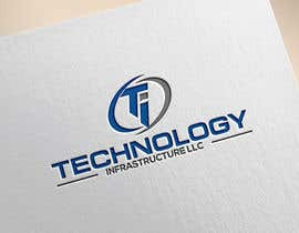 mttomtbd tarafından Logo for Technology Infrastructure LLC için no 98