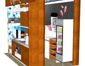 Nro 88 kilpailuun Espresso bar design (coffee corner) käyttäjältä shahidullah79