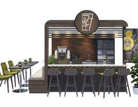 Nro 82 kilpailuun Espresso bar design (coffee corner) käyttäjältä deta3d2