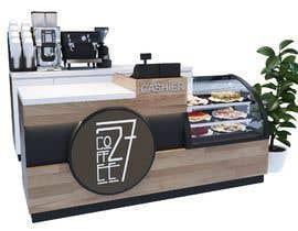 Nro 86 kilpailuun Espresso bar design (coffee corner) käyttäjältä deta3d2