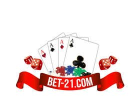 #214 für Logo für Casino and sprotbet page von ChillaxPK