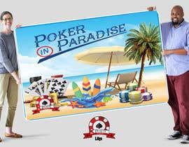 #85 for design poker banner af abdullahsany24